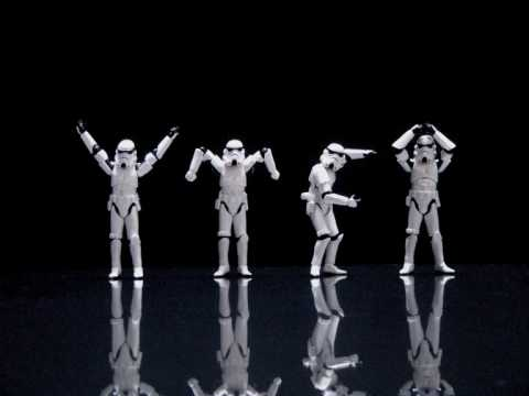 Doctor P - Sweet Shop (Bosh`s Use The Force Remix) - STAR WARS!