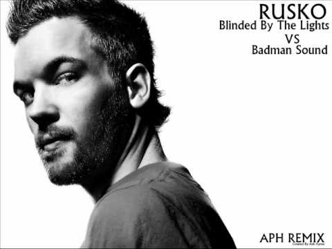 Rusko`s Blinded By The Lights Vs Badman Sound (Full Extended Version Mixed By APH)