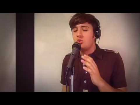Me singing I Will Always Love You Whitney Houston Nick Pitera (Cover) Lin Yu Chun