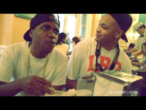 2-cent + Curren$y + Stalley + Dom Kennedy @ Cafe Dumonde