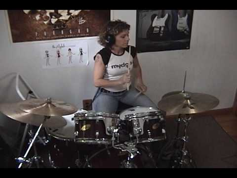 Dirty Laundry-Don Henley-Drum Cover