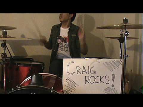 The Late Late Show Full Theme Song (CRAIG FERGUSON Drum Cover)