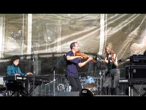 Natalie MacMaster and Donnell Leahy - Hardly Strictly Bluegrass 2009