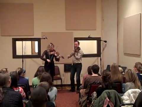 Music Lab at Jefferson Center - Natalie MacMaster and Donnell Leahy