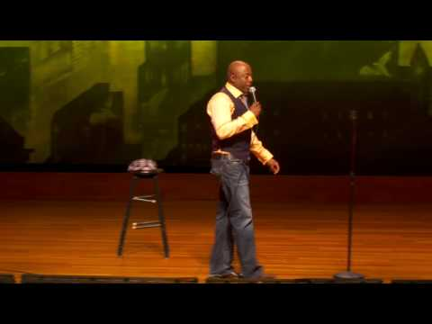 """Donnell Rawlings Stand Up """" From Ashy To Classy """"Trailer"""