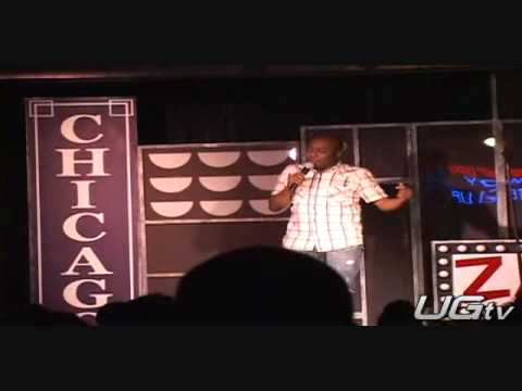 DONNELL RAWLINGS FEATURED GUEST ON UGTV PT.1