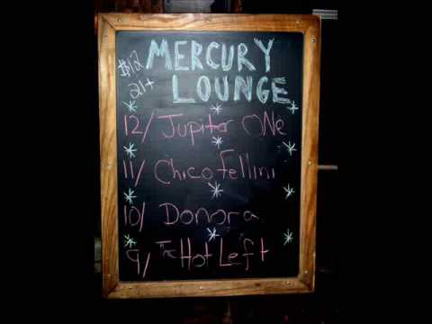"Donora -""Paper Planes"" LIVE at Mercury Lounge NYC 3.27.09"