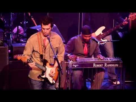 Doyle Bramhall II, Robert Randolph and Sacred Steel perform at Experience Hendrix 3/11/10