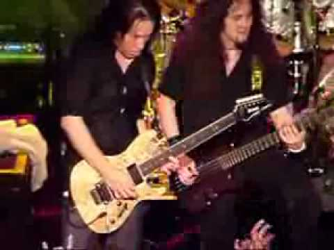 DragonForce - Through the Fire and Flames (Solo)(Live)