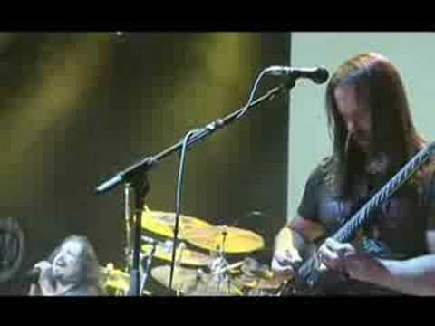 DREAM THEATER- FORSAKEN (LIVE)