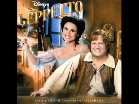 Geppetto Soundtrack - Just Because It`s Magic