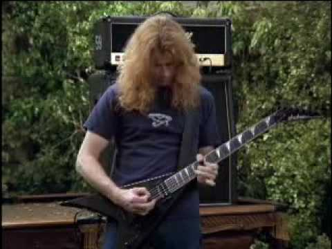 Dave Mustaine on the Drew Carey Show