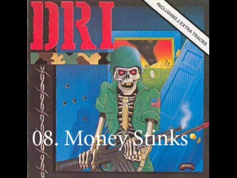 DRI (Dirty Rotten Imbeciles) Dirty Rotten LP 1984 Pt1