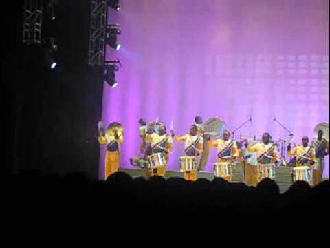 Drumline Live.. HBCU SCENE 2009 Seoul, Korea