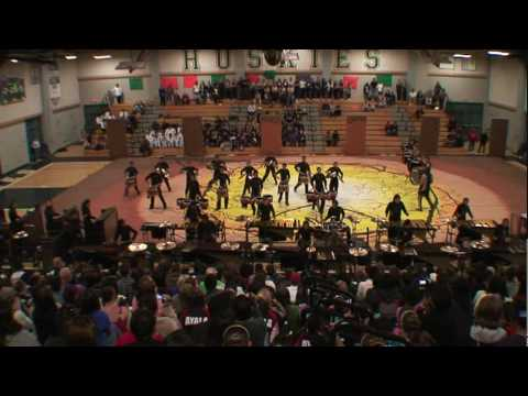 Ayala Drumline Marching Percussion 2010