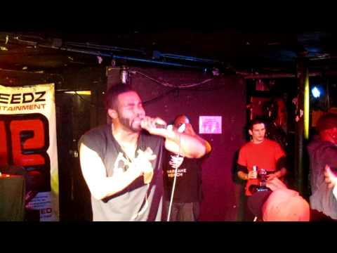 PHAROAHE MONCH (((CLAP))) Live in Boston 10-24-2010