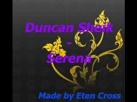 Duncan Sheik - Serena