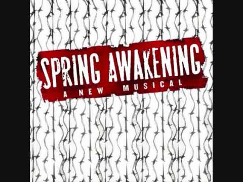 Spring Awakening Demo - 5. Mama Who Bore Me Reprise
