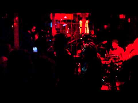 Cosmic Dust Bunnies - Stella Blues, New Haven, CT 2/18/11 [HD]
