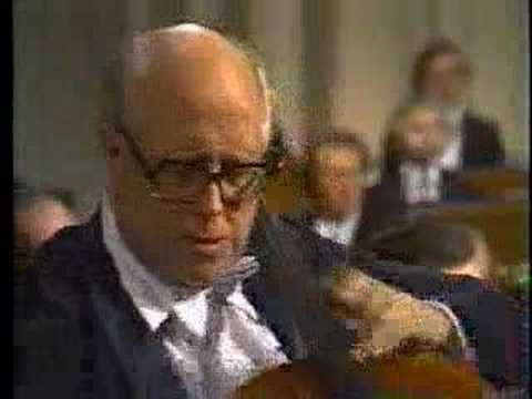 Dvorak Cello Concerto : Rostropovich Part 2