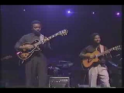 George Benson & Earl Klugh - Since You`re Gone