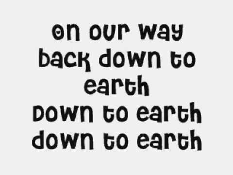 Down To Earth - Justin Bieber[LYRICS HQ]
