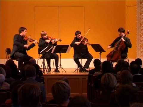 Apollon Musagete Quartett spielt das Kaiserquartett von Haydn - Schubertsaal/Konzerthaus Wien (2006)