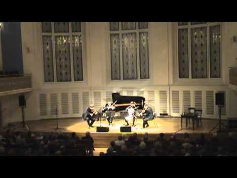 Apollon Musagete Quartett plays Hugo Wolf (Italian Serenade) Konzerthaus Vienna 2006