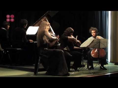 Verbier Festival Academy chamber music programme