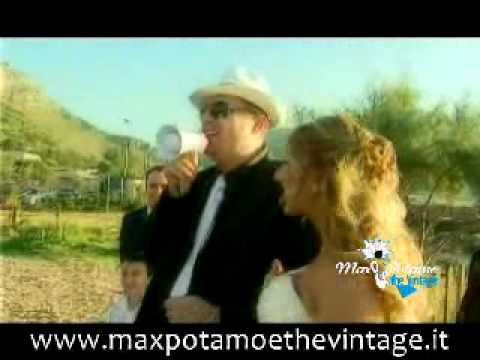 max potamo & the vintage - luca ed ele wedding