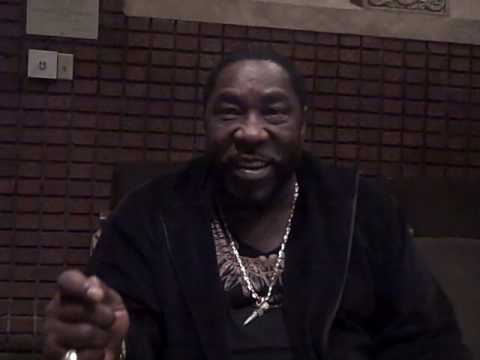 Eddie Levert from The O`Jays - exclusive interview (part 1 of 2)