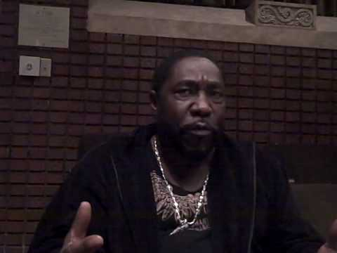 Eddie Levert from The O`Jays - exclusive interview (part 2 of 2)
