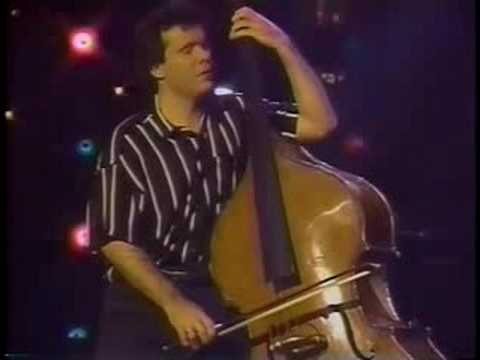 Bass fun: Edgar Meyer Ray Brown and Victor Wooten