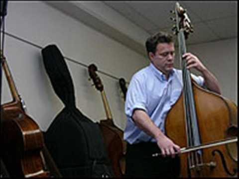 Edgar Meyer - 3rd movement - Amalgamations for Solo Bass