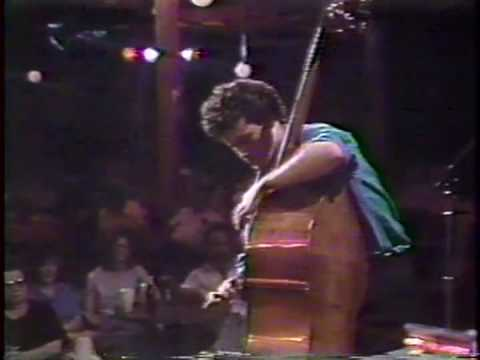 Edgar Meyer Double bass solo, live in 1988