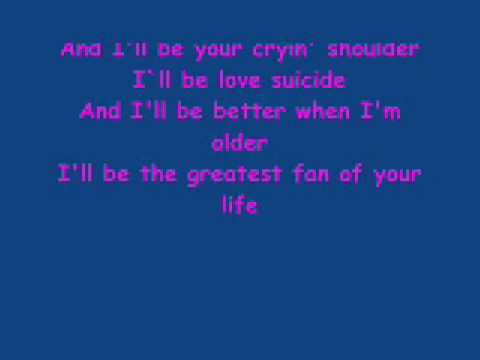 I`ll Be Edwin McCain (lyrics on screen)