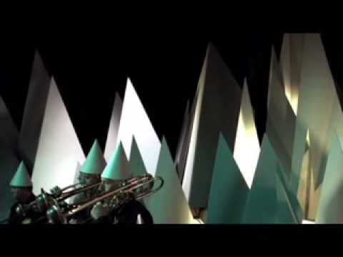 Efterklang & The Danish National Chamber Orchestra - Cutting Ice To Snow (live)