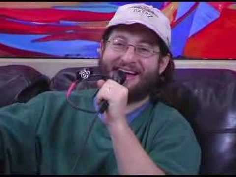 Ekoostik Hookah interview part 1 in Denver,CO 12-15-07