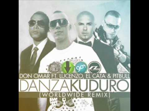 Don Omar Ft. Lucenzo, El Cata & Pitbull - Danza Kuduro (Worldwide Remix) (Prod. By Maffio Alkatraks)