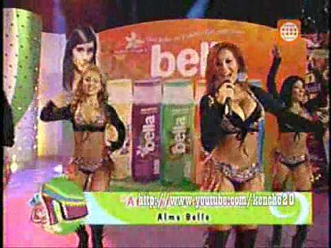 ALMA BELLA EN EL REVENTON VERANO 2009