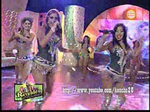 BELLA BELLA EN EL REVENTON VERANO 2009