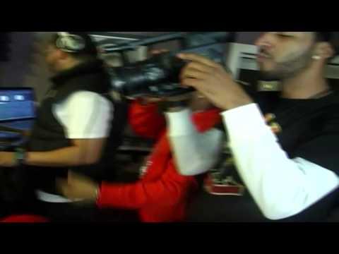 El sujeto bbinc & sosa weeks block @ A&X con Los Mejors Music inc Radio Show