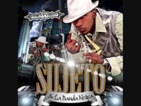 El Sujeto - Con Cotorra No (Dj Lobo Remix)