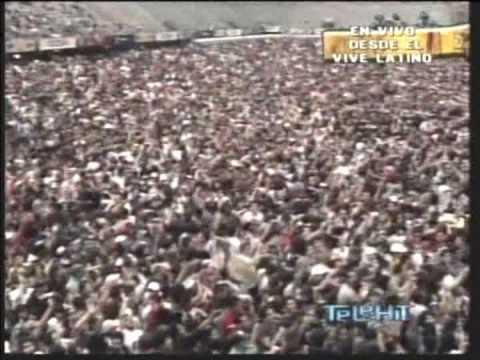 EL TRI - CUANDO TU NO ESTAS en vivo el vive(5/5)