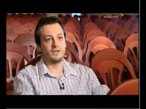 Maxim Rysanov interview
