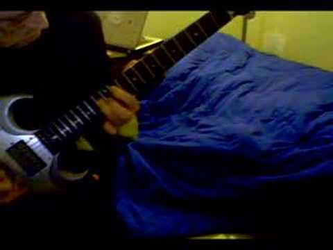 The First Noel on Distortion Electric Guitar by XERXEESE