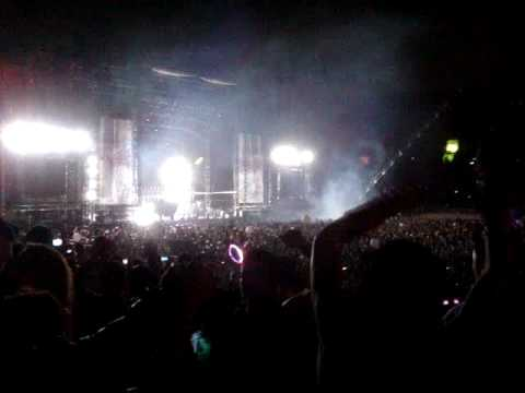 Deadmau5 Intro - Some Chords at EDC 2010 Electric Daisy Carnival 2010