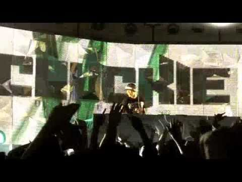 DJ Chuckie @ Electric Zoo Festival 2010 in 1080p HD
