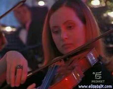 Elisa Live-Dancing @ Vatican concert