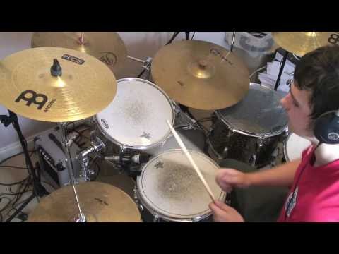 Lost In Stereo - Drum Cover
